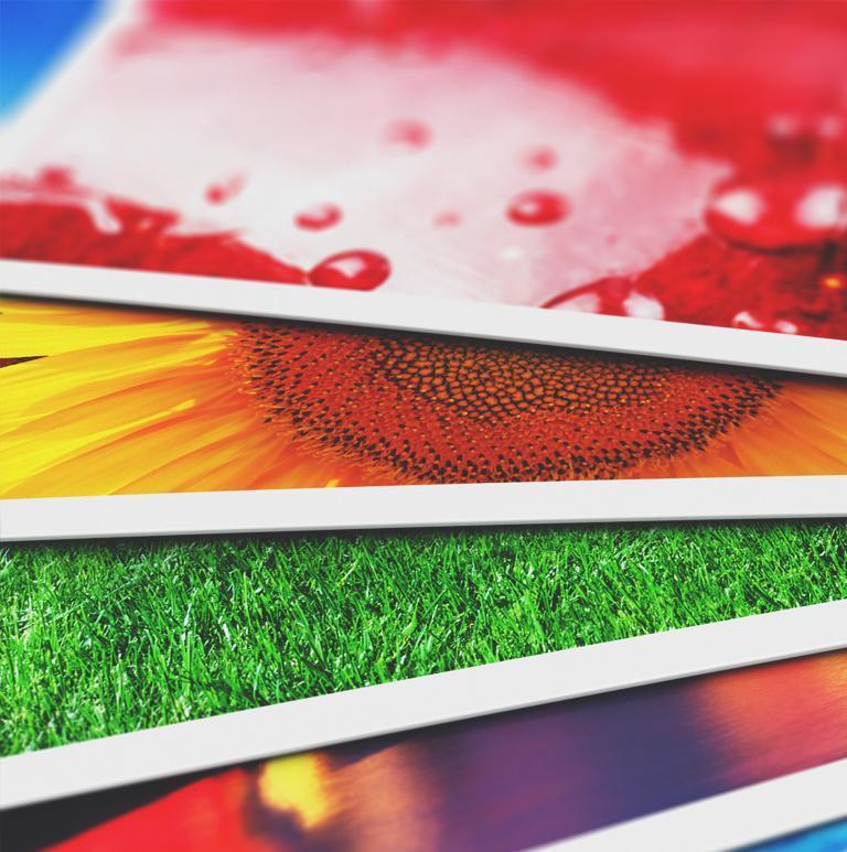 Wydruk na papierze fotograficznym
